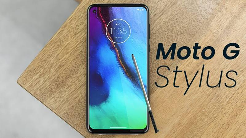 Motorola'nın kalemli telefonu : Moto G Stylus özelikleri