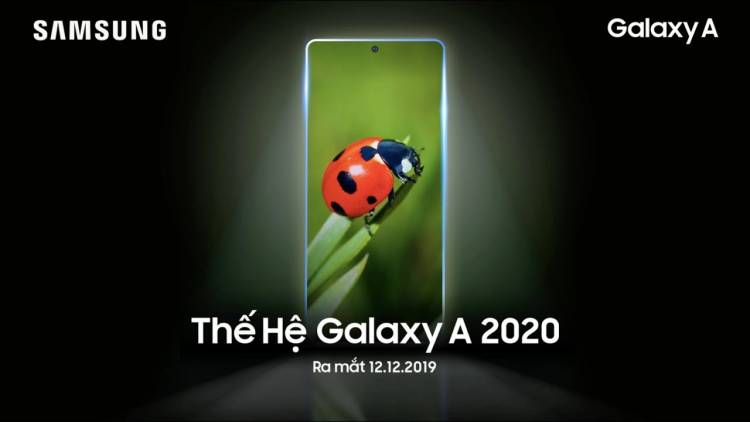 Samsung, YouTube'da yeni Galaxy A telefonunu tanıttı